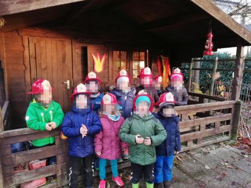 Feuerwehr-Geburtstag auf dem Lurchilu-Gelände